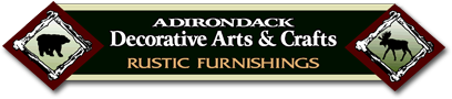 Adirondack Decorative Arts & Crafts